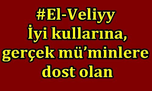 ya-el-veliyy